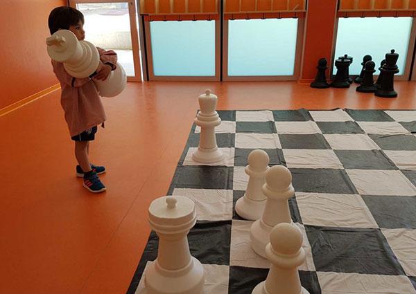ajedrez-niños