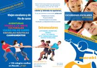 Folleto Excursiones 2019-2020